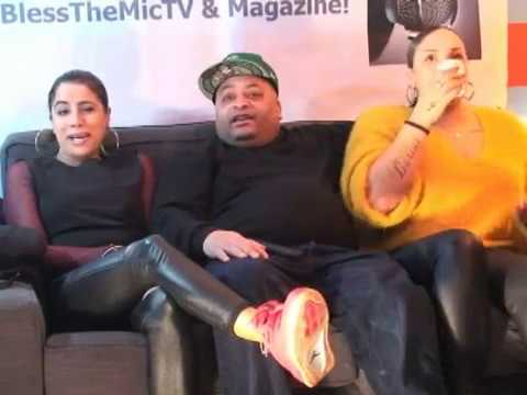 Check Out Bless the Mic Ciphers TV on BronxNet!