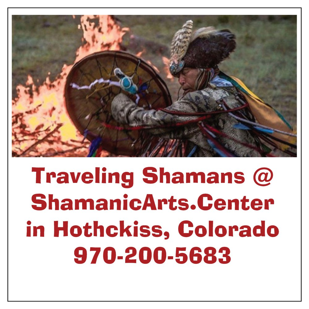 Shamanic Arts Center Logo