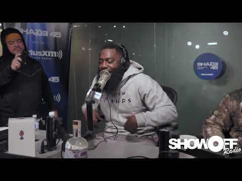 Dark Lo & Eto Freestyle on Shade 45's Showoff Radio with Statik Selektah