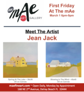 The mAe First Friday