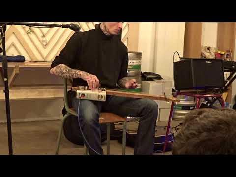 Gary O''slide - Live Sofarsounds Paris 03