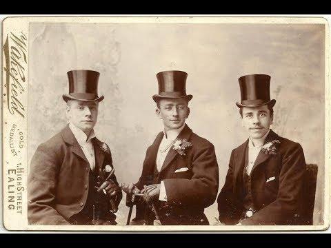 World Hatstory 101- Top Hat (Hat of a Modern Man)
