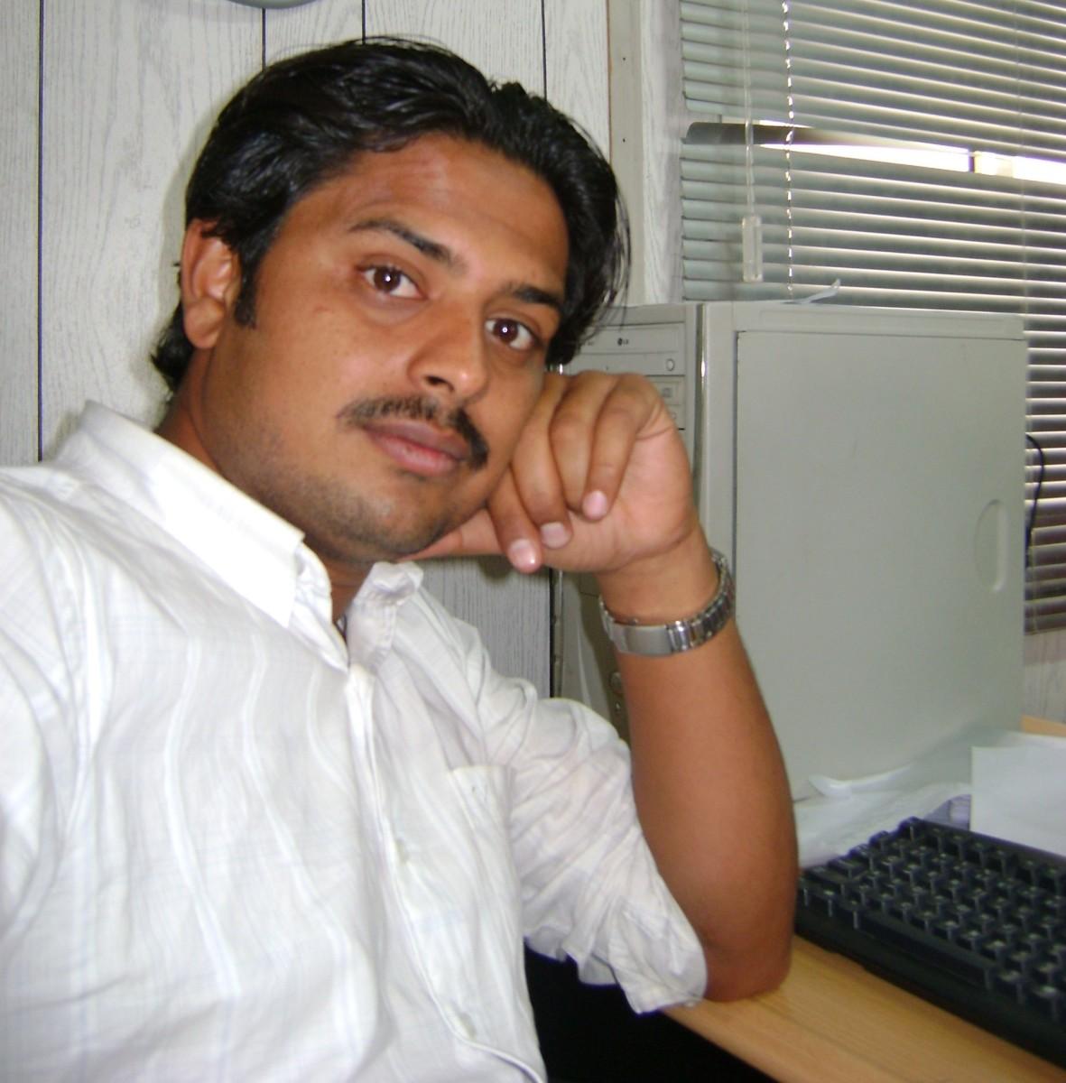 Nasir Mahamood