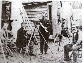 History of Land Surveying - USA