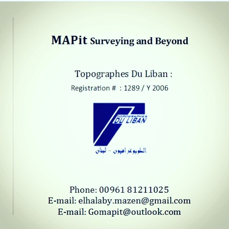 LEBANON Surveyors