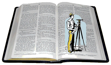 surveyors in the bible