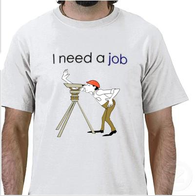 Unemployed Land Surveyors