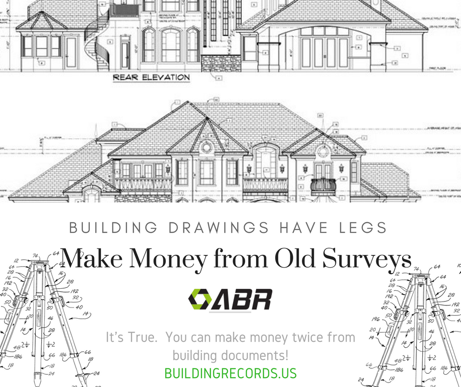 Make Money with Old Survey Documents