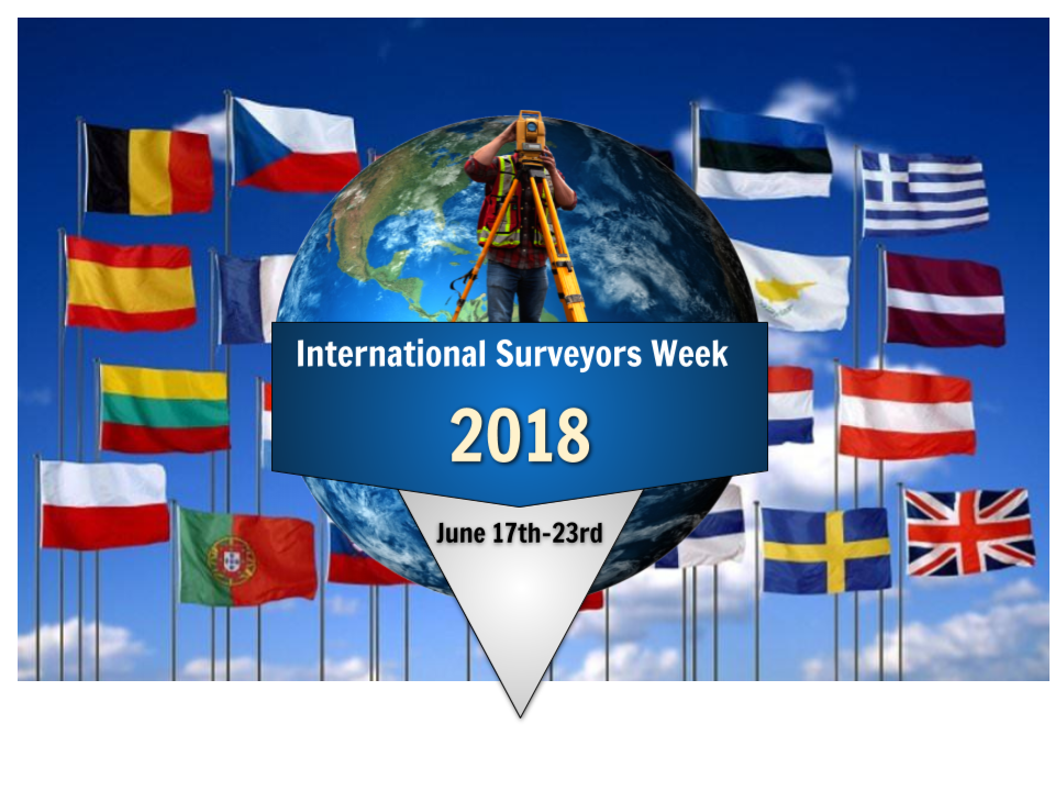 International Surveyors Week 2018