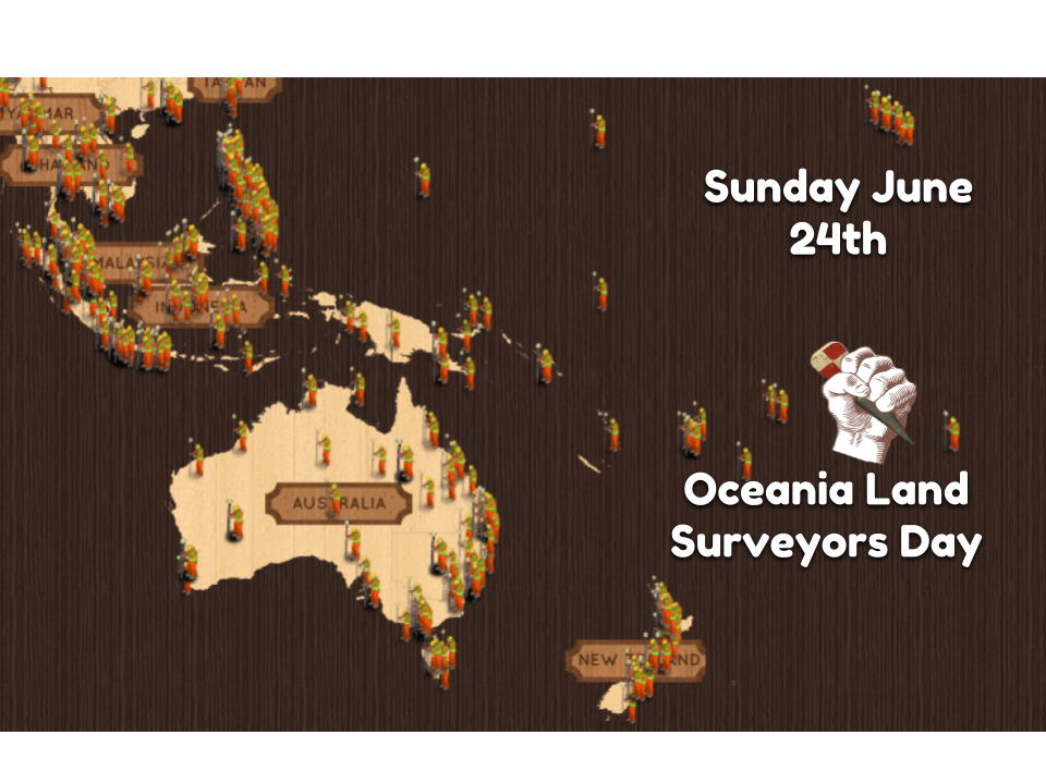 Oceania Surveyors Day