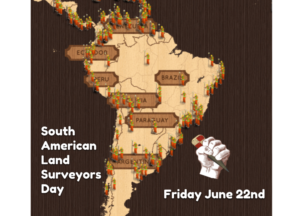 South American Surveyors Day