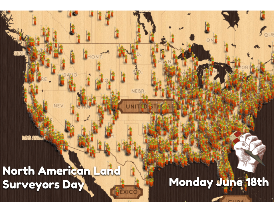 north american surveyors week