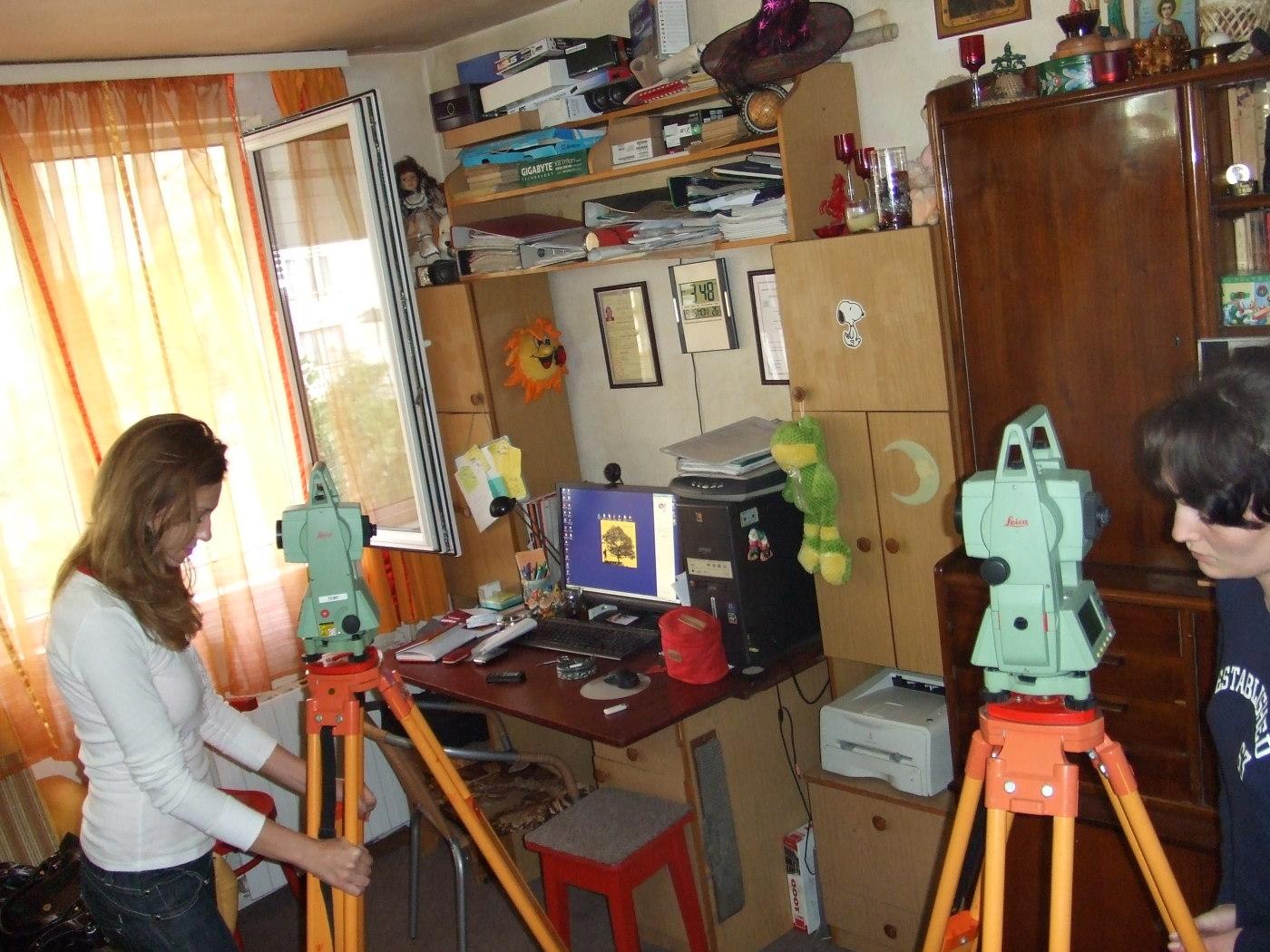 Lieca Total Stations - Romanian Surveyors