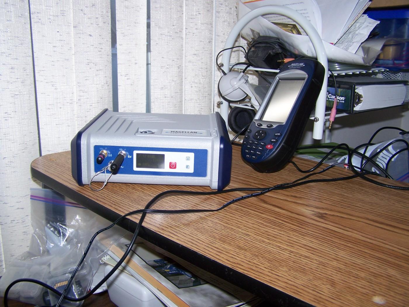 ProFlex500 & MobileMapper CX