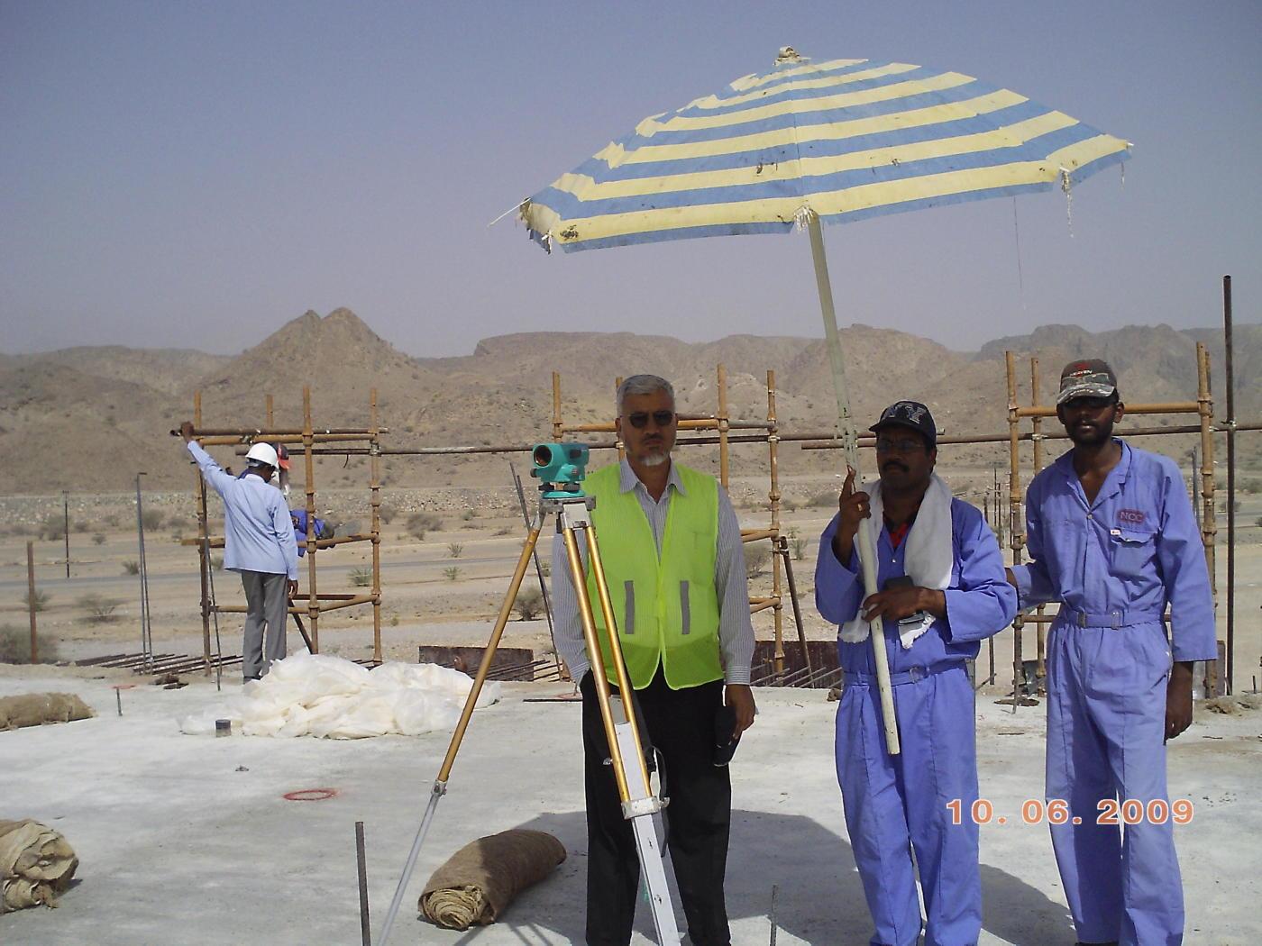 Oman Land Surveyors