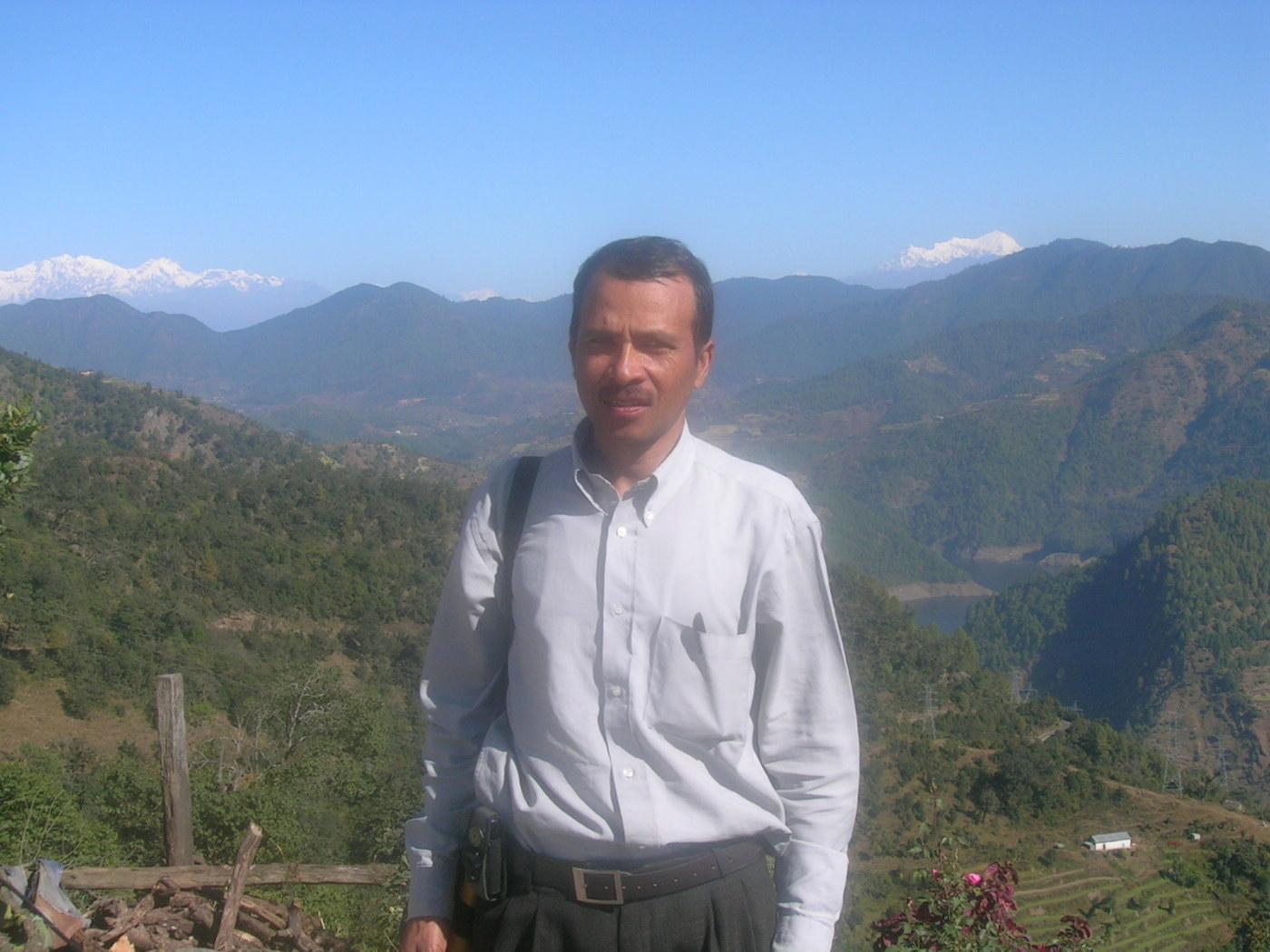 nepal_mountain