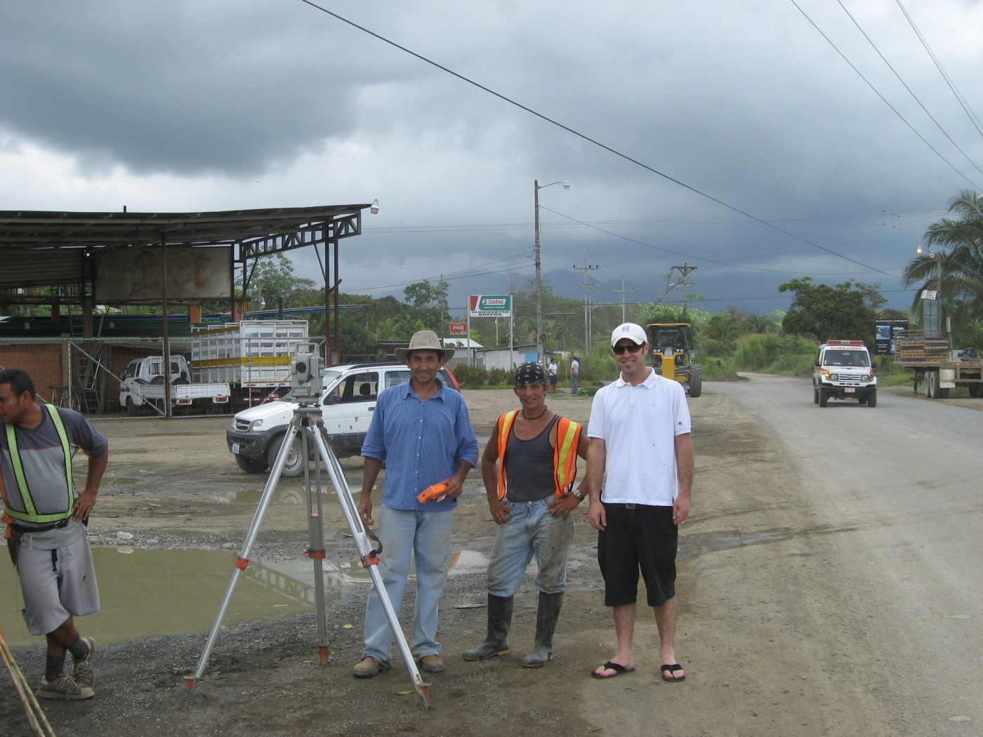 Costa Rican Surveyors