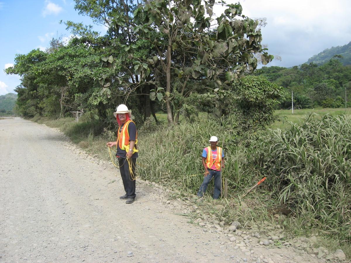 Costa Rica Highway Crew