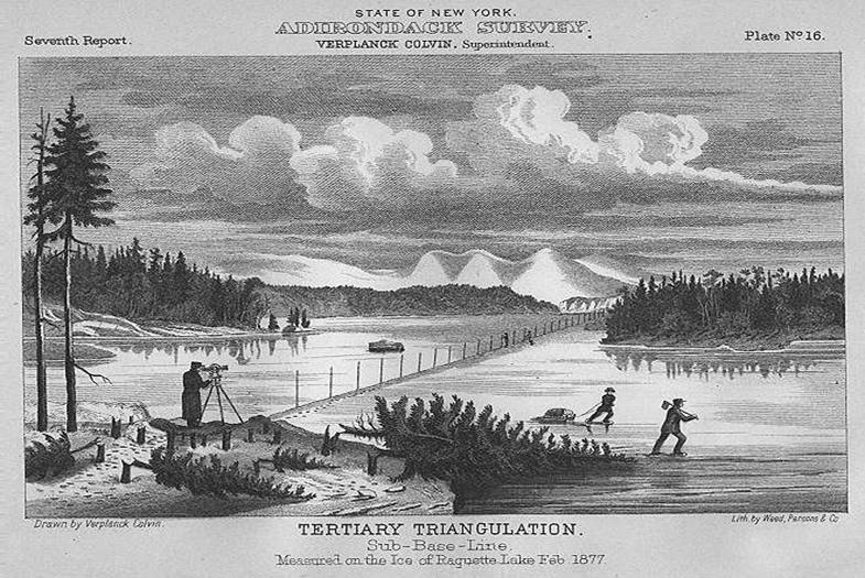 Iceline Tertiary Triangulation