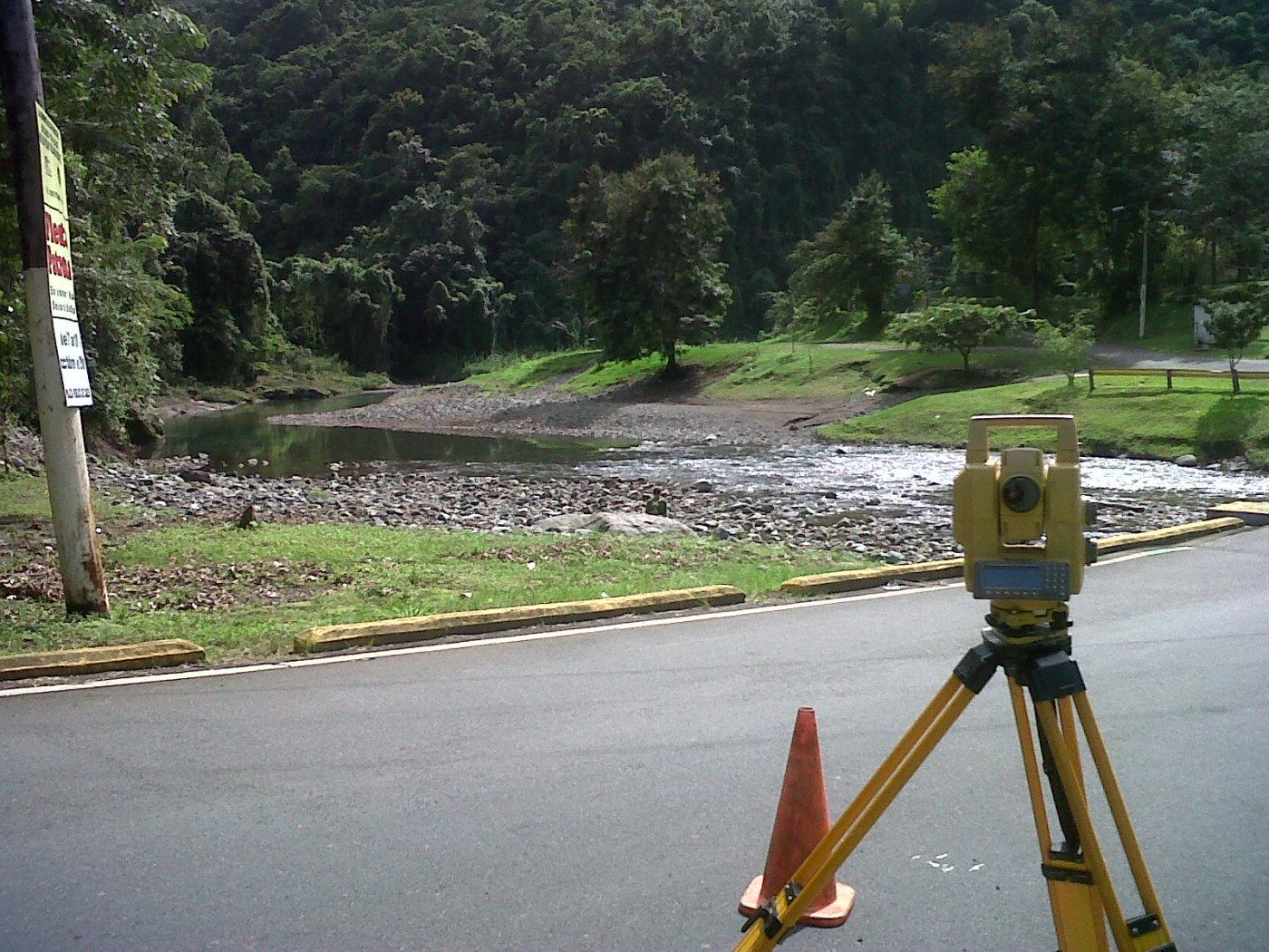 Bridge survey @ ciales pr