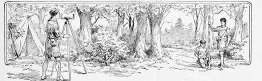 George Washington the Surveyor Age 16