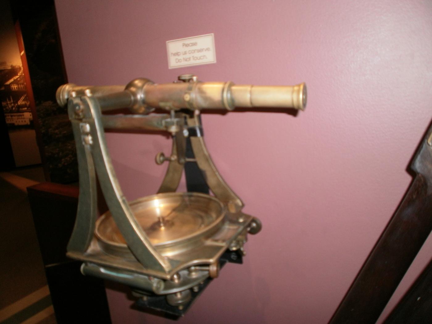 old instrument