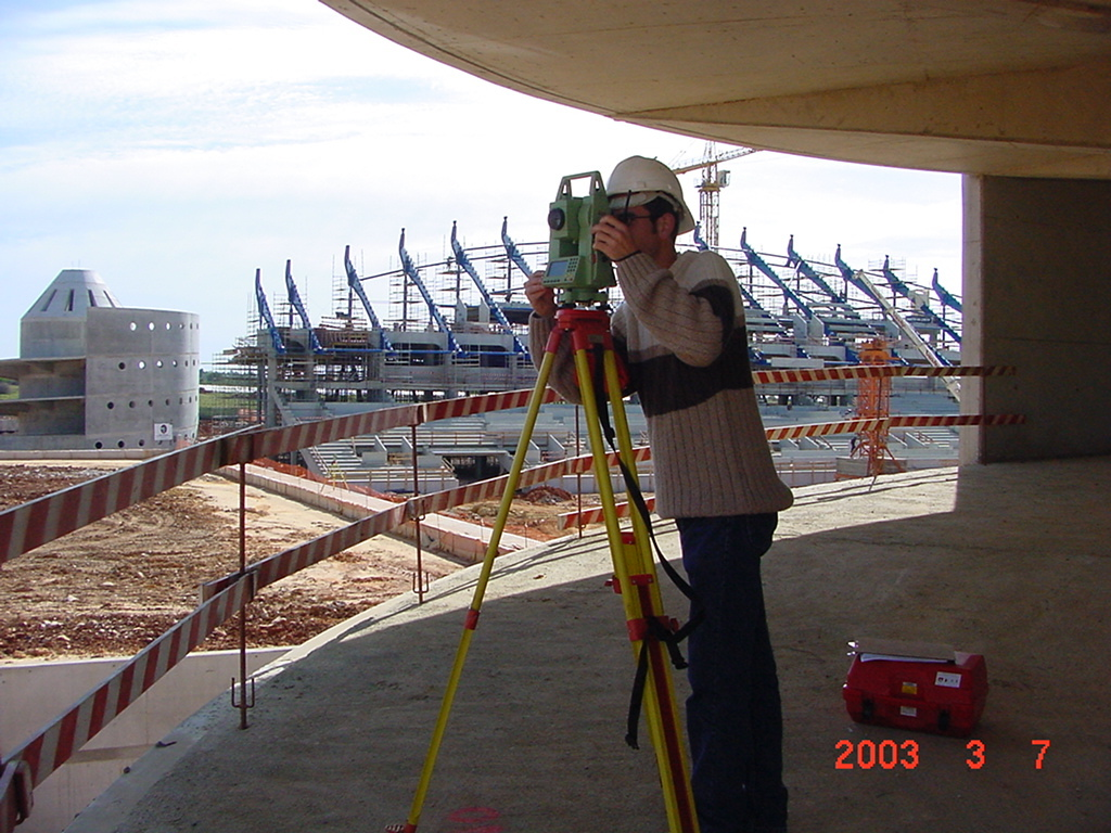 Construction Survey for Project Control
