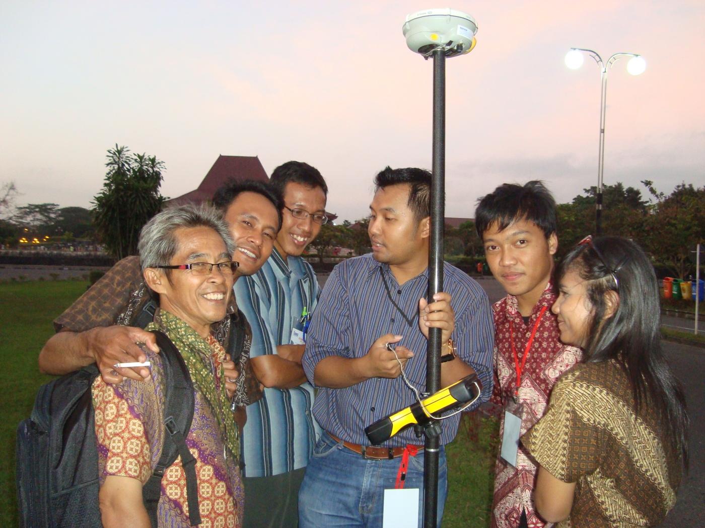 surveyor workshop