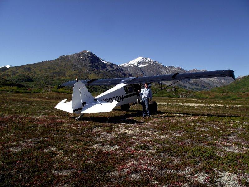 Surveyor Plane
