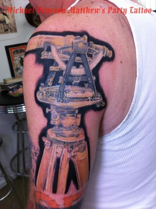 Gurley transit tattoo
