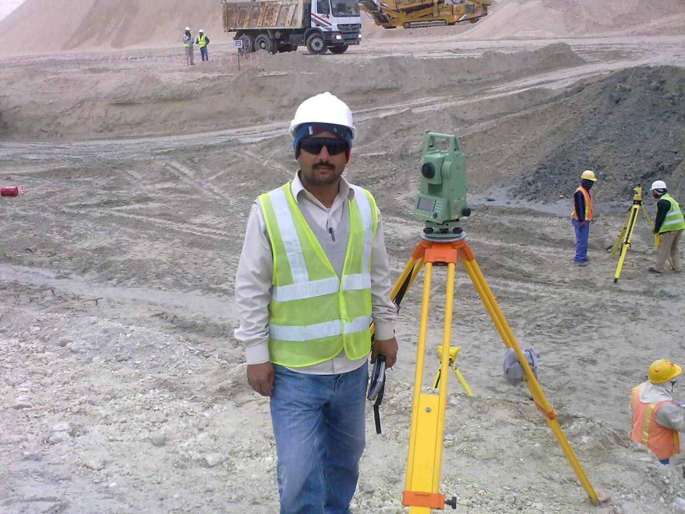 In Qatar at QP