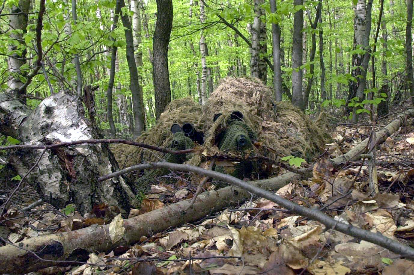 GPS GNSS heavy foliage