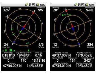 GPS toolbox App