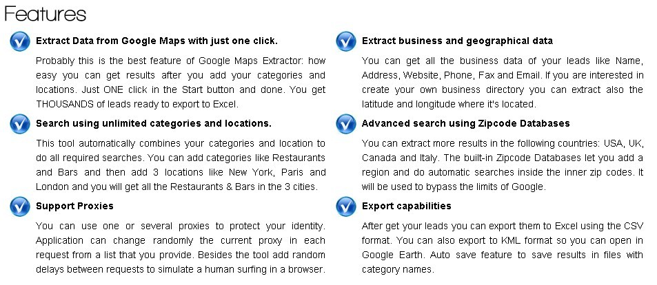 The Ultimate Job Hunting Tool: Google Maps Extractor