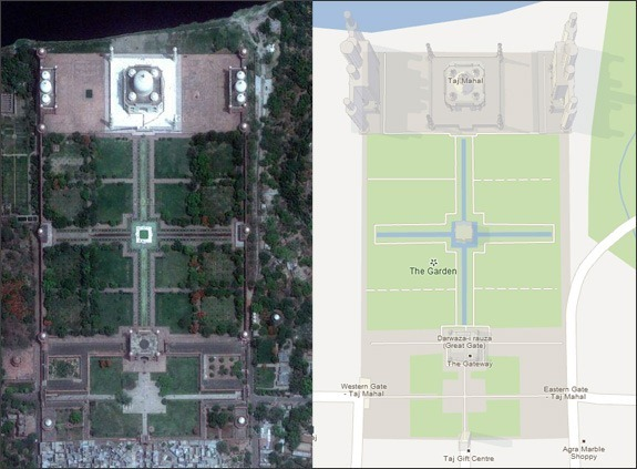 get emails satellite imagery updates