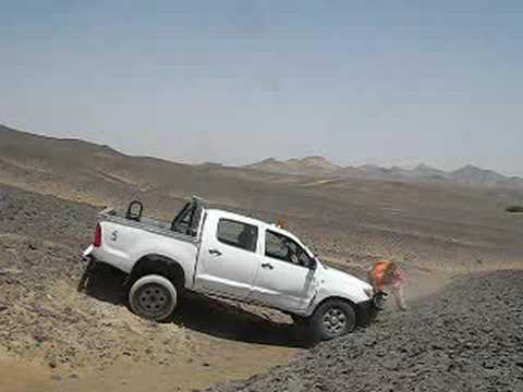 Land surveyor, stuck again!