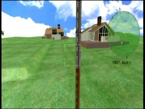Leveling Surveying Simulation