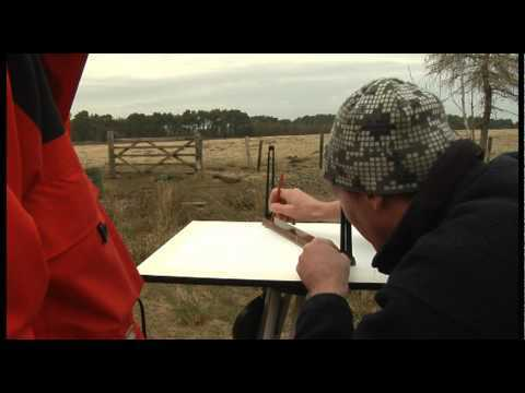 Measured Survey Using a Plane Table