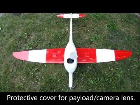 AEROMAPPER UAV: amazing UAS for photomapping and surveys