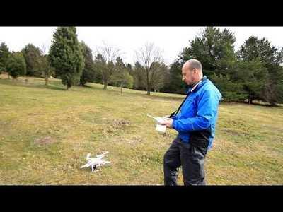 SEI Video Using Drones for Environmental Surveying