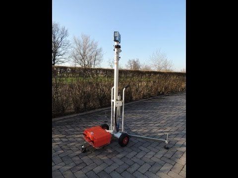 PRODUCTION AND SALE ACCESSORIES FOR LASER SCANNER 3D, KANGUR-LIFT