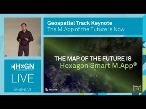 Introducing Hexagon Smart MApp