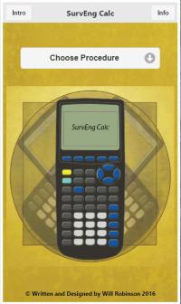 SurvEngCalc