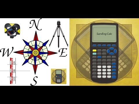 Surveying Calculator Part 3 - Land Surveying - Civil Engineering App On Your Mobile Phone