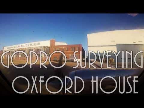GoPro Land Surveying Oxford House