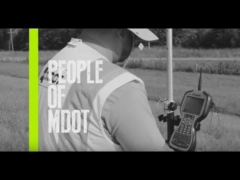 People of MDOT- State Surveyor