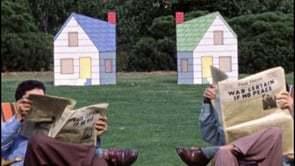 Neighbours  by Norman McLaren - 1952