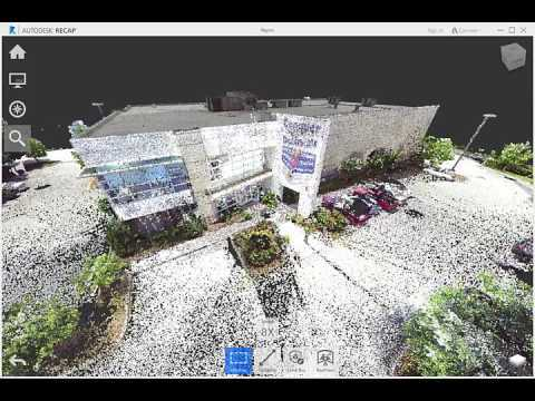 Laser Scanning for As-Built Drawings