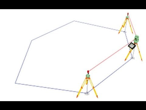 Basics of Traverse Surveying Concepta Bangla Video Tutorial