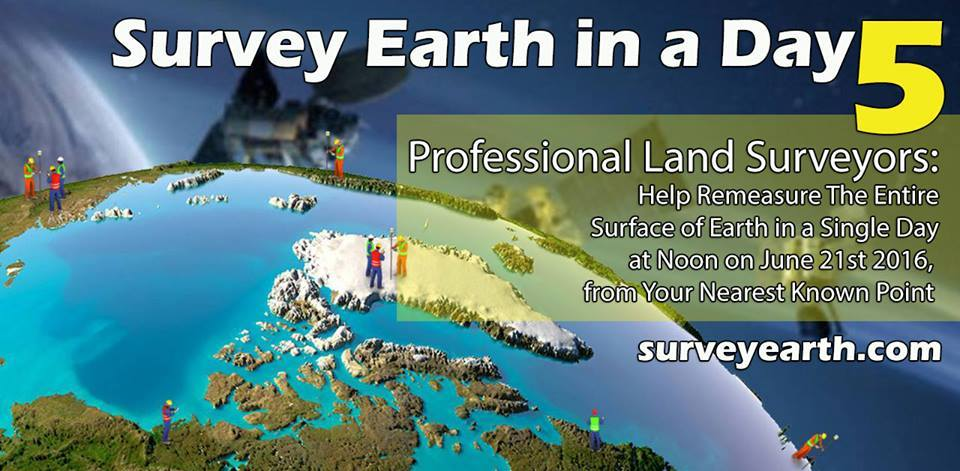 Survey Earth in Day 5 2016